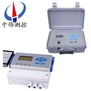 Doppler ultrasonic flowmeter